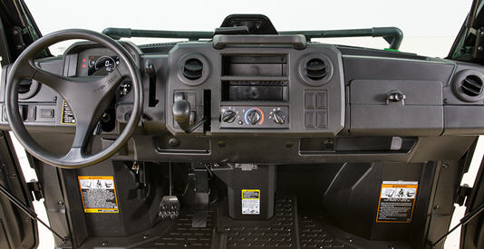 XUV835M HVAC | Crossover Gator™ Utility Vehicles | John Deere US