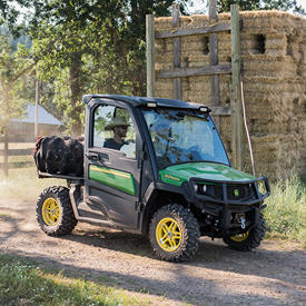 Crossover Gator Utility Vehicles Xuv835m Hvac Utility Vehicle