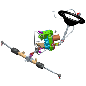 Electric power assist steering system