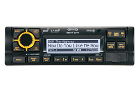 SWJHD1620 stereo head unit