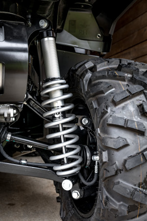 FOX monotube racing shocks