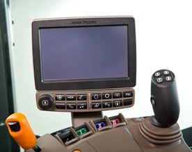 4100 CommandCenter-display van 18 cm (7 inch)