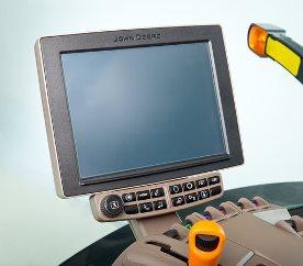 4600 CommandCenter-scherm van 26 cm (10 in.)