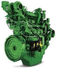 13,5 l motor van de S-serie