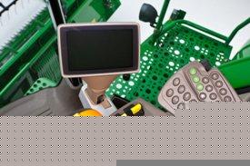 Bedieningselementen op de CommandARM™-console