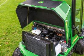 4-cilinder dieselmotor