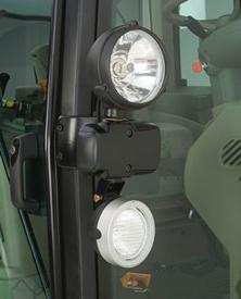 H3 en H4 lampen kunnen gelijktijdig worden gemonteerd