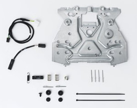 Schakelaar voor bestuurdersaanwezigheid voor luchtgeveerde bestuurdersstoelen (6MC-, 6RC-, 6M- en 6R-serie)