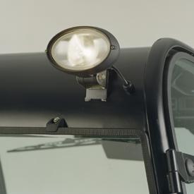 Werklampenset achter
