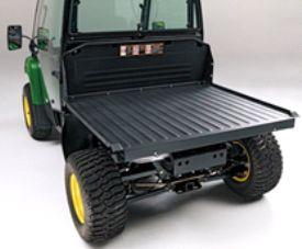 Luxe bagagebox omgebouwd naar vlakke laadvloer