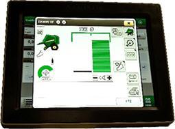 GreenStar 4240 s hlavní pracovní stránkou C441R