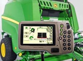 Displej systému GreenStar 1800