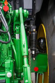 Odpružení kabiny (mechanické)