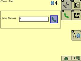Funkcja multimedialna — wybieranie numeru