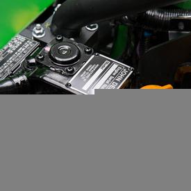 3-cylindrowy, chłodzony cieczą silnik wysokoprężny