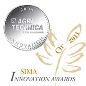 Nagrody dla systemu TIA
