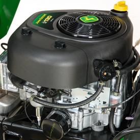 Silnik o pojemności skokowej 340 cm³