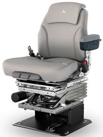 Fotel ActiveSeat i elementy sterowania