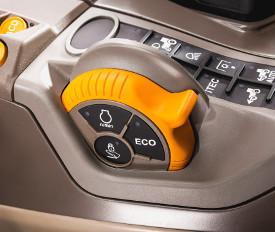 Przełącznik Eco włączone / Eco wyłączone