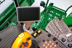 Controlos da consola CommandARM™