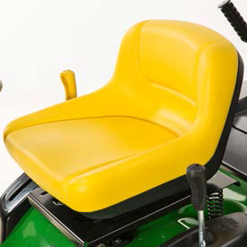 Assento confortável
