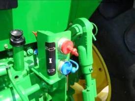 Verificação do óleo de fácil manutenção