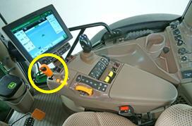 Unidade de controlo integrada no CommandARM