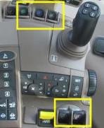 Controlos da VTC-E no CommandARM™
