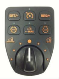 Módulo de controlo de conveniência da transmissão eHydro