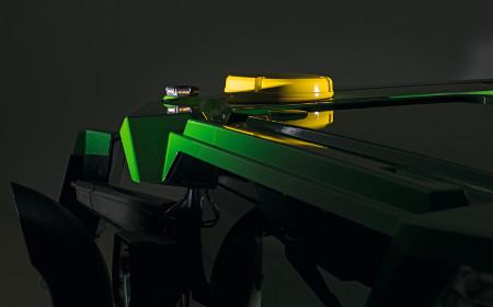 Recetor Integrado StarFire™ 6000