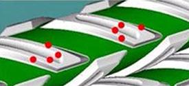 Шевронный протектор плющилки