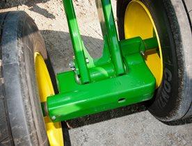 Тандемные колеса Walk-Over