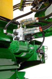 Гидравлический приводной двигатель