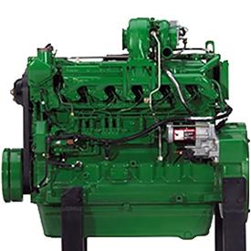 Дизельный двигатель John Deere PowerTech E 6,8 л