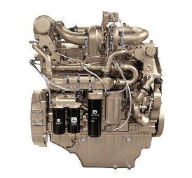 13,5-литровый двигатель PowerTech