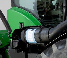 Проверка фильтра грубой очистки (двигатель)
