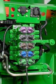 Блок селективного контрольного клапана (SCV) для тракторов модели 9R