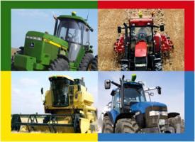 AutoTrac universalsats för tidigare JohnDeere traktorer och icke JohnDeere traktorer