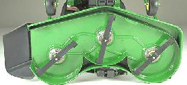 Klippdäck där RFS-funktionen visas