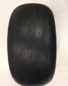 Balloon-rounded tire option