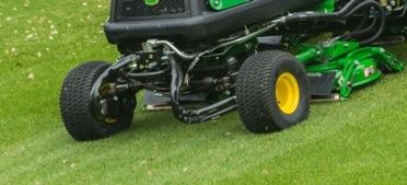 GRIP allhjulsdrift drivventil och bakre motorer