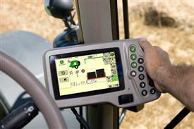 GreenStar 2 1800-monitor beställd med pressen