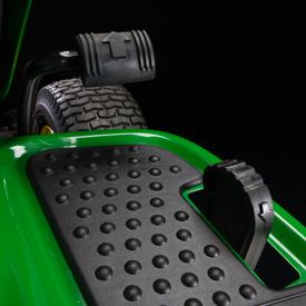 Hydraulisk/automatiska fotpedaler