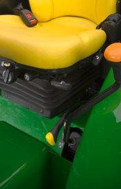 Växlingsbart 540/540E kraftuttag