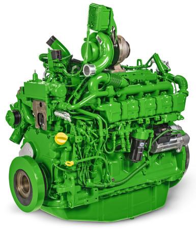 6,8 liters PVS-motor