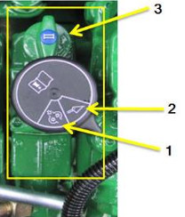 Standard mekaniska hydrauluttag