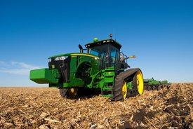 Traktorer i 8RT-serien
