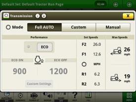 Sidan för fullt AUTO-läge