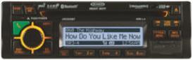 SWJHD3630BT takmonterad stereoradio