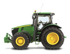 Yeni traktörlerdeki AutoTrac™ direksiyon kitleri